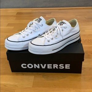 Classic Converse Platform Sole